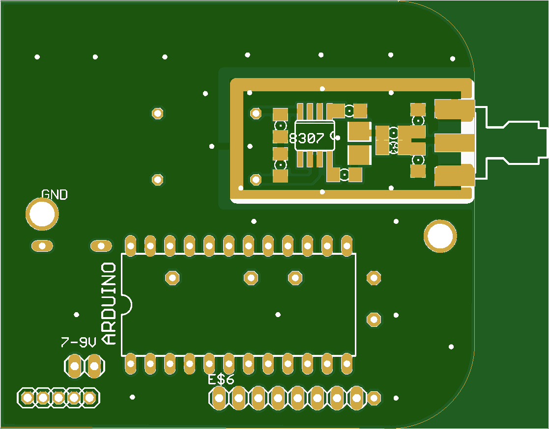 as8307 pwr meter brd V 2 - Share Project - PCBWay