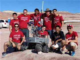 University of Toronto's Mars Rover for URC 2018