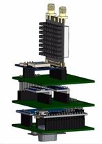 Long range telemetry system for experimental rocketry