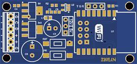 ESPixel Stick ws2812 led controller