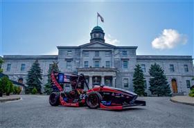 McGill Formula Electric