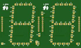 PCB_Display_2x7