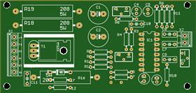 Speed Control TDA1085 Update