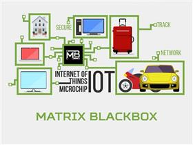 Matrix Blackbox - IoT Microchip