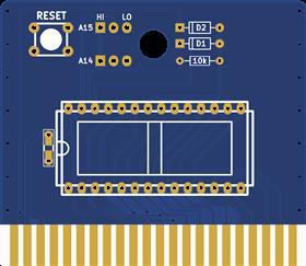 OpenC64Cart16K V1