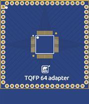 TQFP64-0.5mm Adapter
