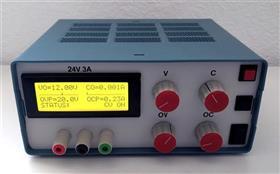 Power Supply Meter