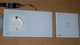SmartHome - Wireless Touch Switch (Relay Model)