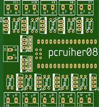 Arduino Nano LEDs Board
