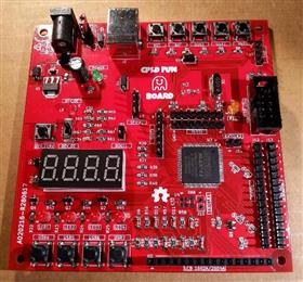 CPLD Fun Board: Arduino STM32F103 and Altera MAX II CPLD