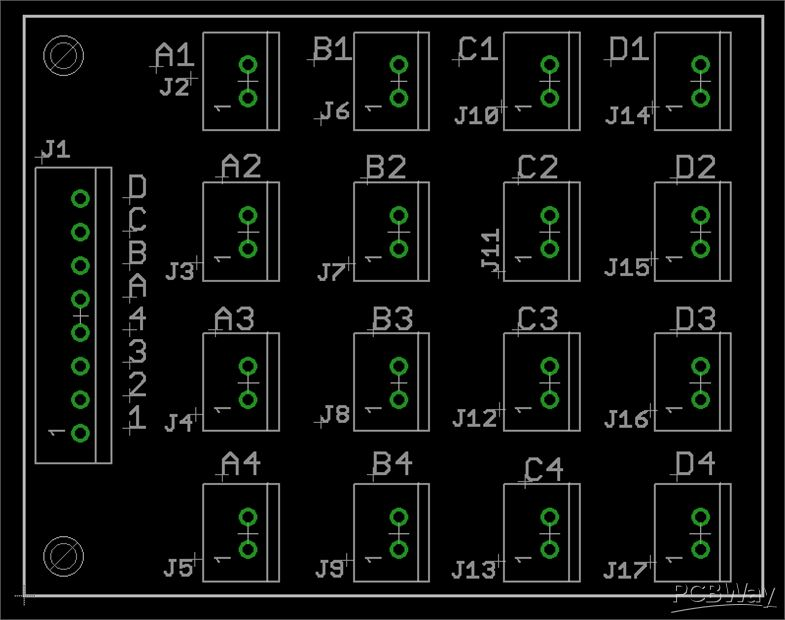 Admirable Matrix Wiring Board For Teaching Sponsor Pcbway Wiring Database Redaterrageneticorg