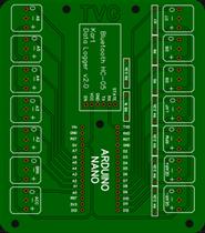 Arduino Kart Data Logger v2.0