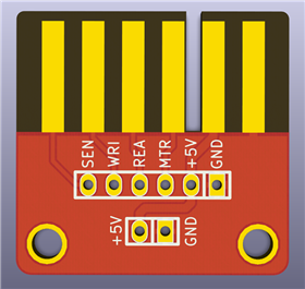 OpenC64TapePortBreakOut V2