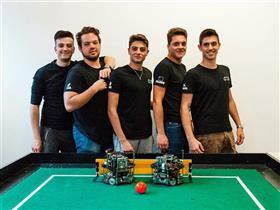RoboROS project