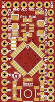 Arduino Pro Mini (without logo)