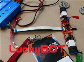 LuckyBOT - LineFollower Standard