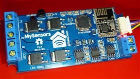 LED RGBW Controller - 2018-03 v1.0b