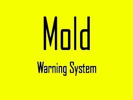 Mold Warning System
