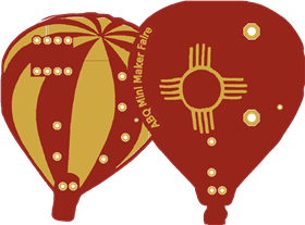 Albuquerque Mini-Maker Faire 2016 Soldering Kit