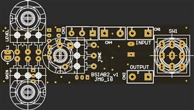 BSIAB2 Guitar Pedal