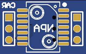 NPA amphenal GE pressure sensor Breakout