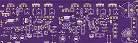 400 Watts Stereo Audio Amplifier Board DIY 2SC5200+2SA1943