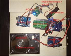 E-Longboard with ESP8266 Wi-fi controll