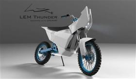 Light Electric Motorcycle- LEM Thunder