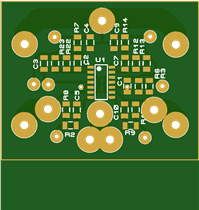 resistor 2 mosfet - CADCAM