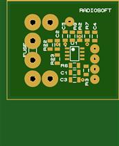 resistor 1 mosfet- CADCAM
