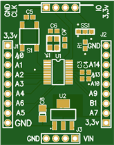 STM32F0 MCU Demo Board