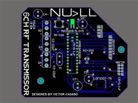 MultiChannel RF Transmitter