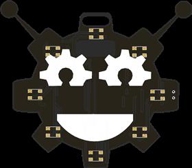 Ripolab Hacklab Badge