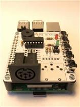 Pi1541 IO Adapter, Rev.2
