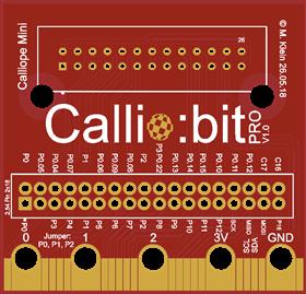 Calliobit V1.0 PRO