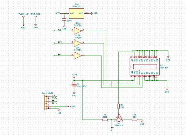 TCD1304 Driver Board - Share Project - PCBWay