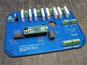 eduROV motherboard