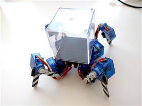 Kubik M0 Spider Robot