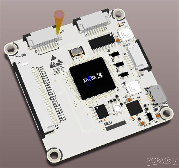 FPGA Test Board