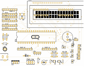 AVR_16_Development_Board