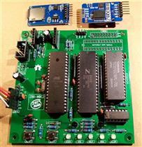 Z80-MBC2: 4ICs homemade Z80 computer