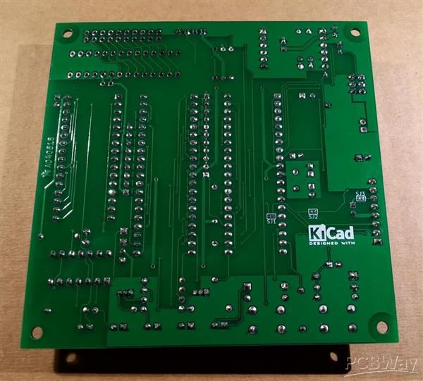 Z80-MBC2: 4ICs homemade Z80 computer - Share Project - PCBWay