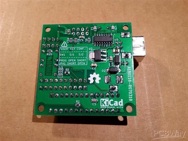 ESP-01 NanoBoard (ESP8266) - Share Project - PCBWay