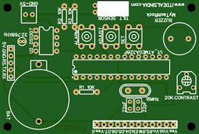 Arduino Atmega Digital Clock