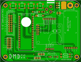 DMD_P10_Arduino_NANO