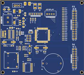 Mega Control - Arduino ATmega 2560 based
