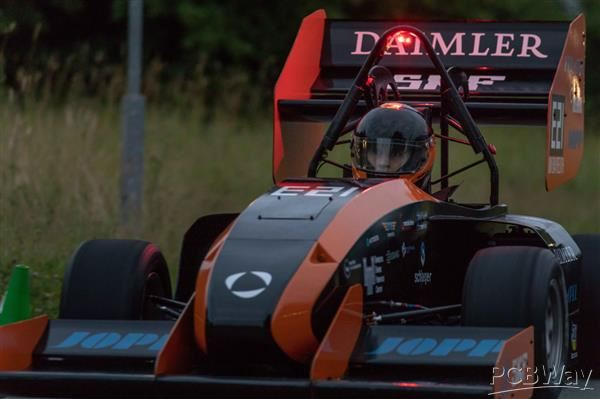"FR19 - a Formula Student race car by ""Elefant Racing"""