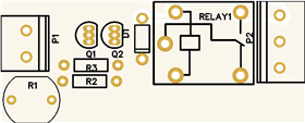 Automatic LDR Light Switch
