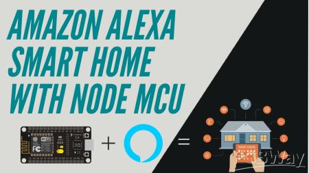 Amazon Alexa based smart home device