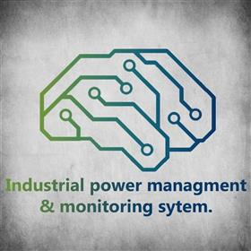 Industrial power managment and monitoring system